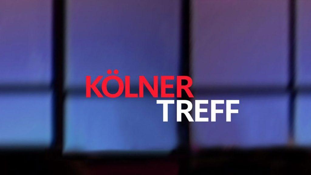 WDR-Talkshow Kölner Treff