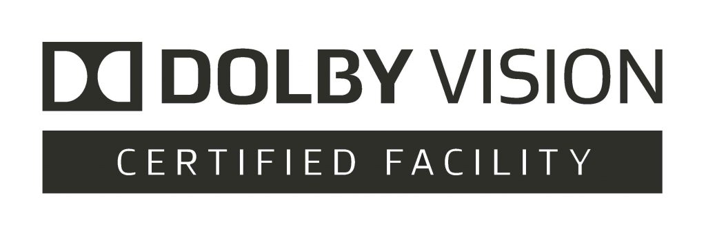 Dolby Vision Certified Logo