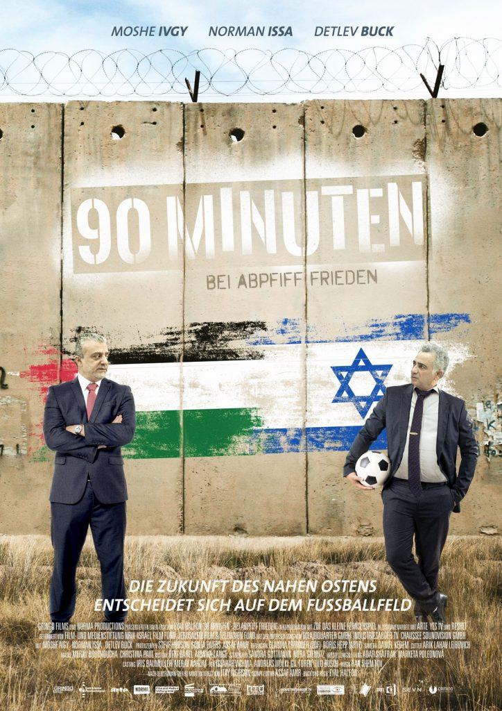 Kinofilm 90 Minuten Bei Abpfiff Frieden