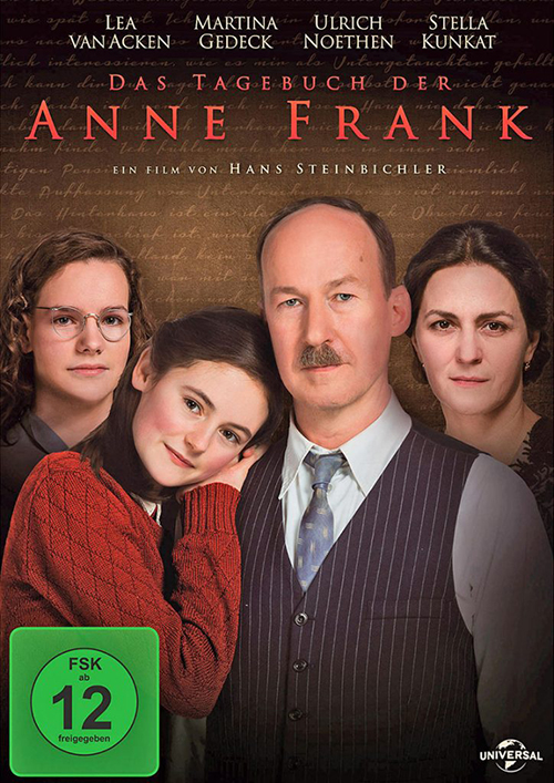 Kinofilm Das Tagebuch der Anne Frank
